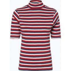 Brookshire - Koszulka damska, czerwony. Czerwone t-shirty damskie brookshire, l, w prążki, z bawełny. Za 59,95 zł.