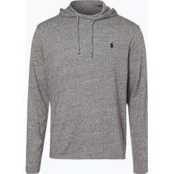 Polo Ralph Lauren - Męska koszulka z długim rękawem, szary. Szare koszulki polo Polo Ralph Lauren, m, z bawełny, z długim rękawem. Za 249,95 zł.
