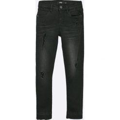 Name it - Jeansy dziecięce 140-170 cm. Czarne jeansy dziewczęce Name it, z bawełny. W wyprzedaży za 59,90 zł.