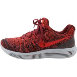 Buty sportowe męskie: Nike Performance LUNAREPIC LOW FLYKNIT 2 GS Obuwie do biegania treningowe dark team red/chile red/total crimson/black