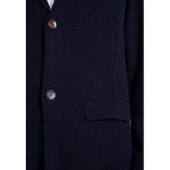 FTC Cashmere Marynarka midnight. Niebieskie kardigany męskie FTC Cashmere, z kaszmiru. W wyprzedaży za 692,65 zł.