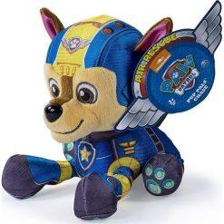 Przytulanki i maskotki: Psi Patrol Maskotka 14,5 cm Chase (6022630/20074413)