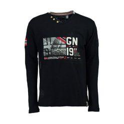 """T-shirty chłopięce z długim rękawem: Koszulka """"Jalopark"""" w kolorze granatowym"""