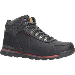 Czarne buty trekkingowe sznurowane Casu MXC7585-W. Czarne buty trekkingowe męskie Casu, na sznurówki. Za 129,99 zł.