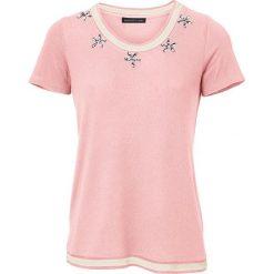 T-shirty damskie: Koszulka w kolorze jasnoróżowym
