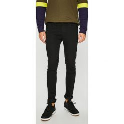 Produkt by Jack & Jones - Jeansy. Czarne jeansy męskie relaxed fit PRODUKT by Jack & Jones. Za 129,90 zł.