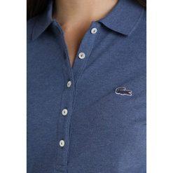 Lacoste Koszulka polo cruise chine. Zielone bluzki longsleeves Lacoste, z bawełny, polo. Za 459,00 zł.