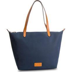 Torebka WITTCHEN - 87-4E-431-7 Granatowy. Niebieskie torebki klasyczne damskie Wittchen, z materiału. W wyprzedaży za 349,00 zł.
