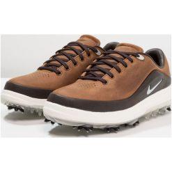 Buty skate męskie: Nike Performance AIR ZOOM PRECISION Obuwie do golfa light british tan/metallic platinum