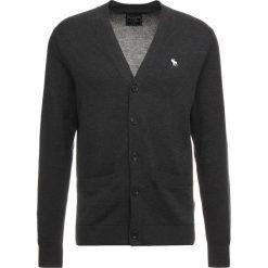 Abercrombie & Fitch Kardigan dark grey. Niebieskie kardigany męskie marki Abercrombie & Fitch. Za 349,00 zł.