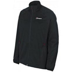 Berghaus Kurtka Cadence Ss Jkt Am Black S. Czarne kurtki sportowe męskie Berghaus, m, z polaru, windstopper. W wyprzedaży za 449,00 zł.