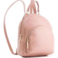 Plecak COCCINELLE - DS5 Alpha E1 DS5 14 01 01 Pivoine P08. Czerwone plecaki damskie Coccinelle, ze skóry, klasyczne. Za 1299,90 zł.