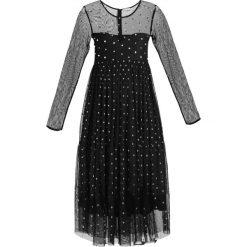 Długie sukienki: Lace & Beads LOLITA MIDI Długa sukienka black