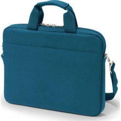 """Torba Dicota Slim na laptopa   11-12.5"""", niebieski  (D31303). Niebieskie torby na laptopa marki Dicota. Za 56,64 zł."""