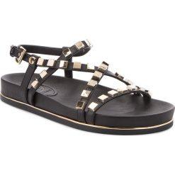 Sandały damskie: Sandały GUESS - Clareta2 FLCL22 LEA03 BLACK