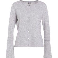 Swetry klasyczne damskie: FTC Cashmere Sweter silver stone
