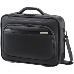 """Samsonite Vectura Office Case Plus 16"""". Czarne torby na laptopa marki Samsonite. Za 279,00 zł."""