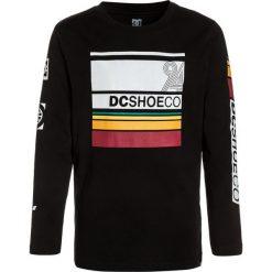 DC Shoes MAD RACER BOY Bluzka z długim rękawem black. Czarne bluzki dziewczęce bawełniane marki DC Shoes. Za 129,00 zł.