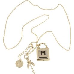 Naszyjniki damskie: Naszyjnik PATRIZIA PEPE – 2V4824/A1HL-X1EP Light Gold/Black