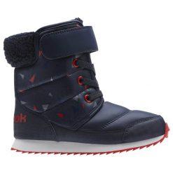 BUTY REEBOK SNOW PRIME BS7778. Białe buciki niemowlęce chłopięce Reebok. Za 129,00 zł.