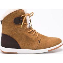 Emu Australia - Botki Winton. Brązowe buty zimowe damskie marki NEWFEEL, z gumy. W wyprzedaży za 279,90 zł.