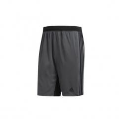 Szorty i Bermudy  adidas  Szorty 4KRFT Sport 3-Stripes. Szare bermudy męskie Adidas, sportowe. Za 129,00 zł.