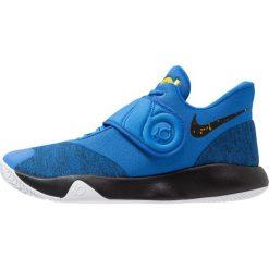 Nike Performance KD TREY 5 VI Obuwie do koszykówki signal blue/black/white/amarillo. Brązowe buty sportowe męskie marki N/A, w kolorowe wzory. Za 419,00 zł.