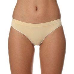 Stringi: Brubeck Stringi damskie Comfort Cotton beżowe r. L (TH00182A)