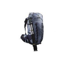 Plecak TREK 900 50+10 l damski. Niebieskie plecaki damskie FORCLAZ. Za 499,99 zł.