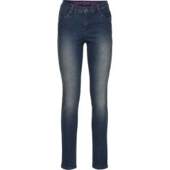 Jeansy damskie: Dżinsy Super Skinny bonprix dirty denim