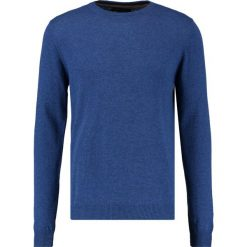 Swetry klasyczne męskie: Cortefiel CAJA GEELONG  Sweter blue