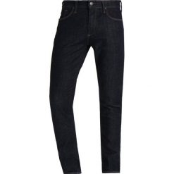 Mavi JAMES Jeans Skinny Fit rinse ultra move. Niebieskie rurki męskie Mavi. W wyprzedaży za 278,10 zł.