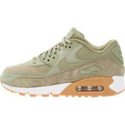 Trampki damskie slip on: Nike Sportswear AIR MAX 90 SE Tenisówki i Trampki oil green/light brown/white