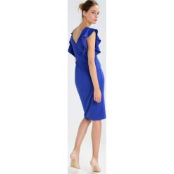 Sukienki hiszpanki: WAL G. FRILL Sukienka etui cobalt blue