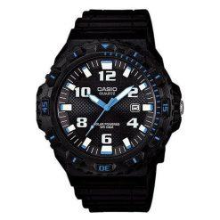 Zegarek Casio Męski MRW-S300H-1B2VEF Tough Solar czarny. Czarne zegarki męskie CASIO. Za 230,69 zł.
