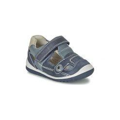 Sandały Dziecko  Garvalin  GALERA Y KAISER. Niebieskie sandały chłopięce Garvalin. Za 188,30 zł.