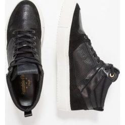 Tenisówki męskie: Pantofola d`Oro AVEZZANO MID Tenisówki i Trampki wysokie black