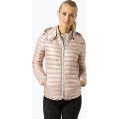 Frieda & Freddies - Damska kurtka puchowa, różowy. Szare kurtki damskie pikowane marki WED'ZE, m, z materiału. Za 599,95 zł.