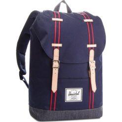 Plecak HERSCHEL - Retreat 10066-02145  Peacoat. Niebieskie plecaki męskie Herschel, z materiału. W wyprzedaży za 369,00 zł.