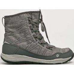 Jack Wolfskin - Buty. Szare buty trekkingowe damskie Jack Wolfskin. Za 499,90 zł.
