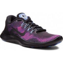 Buty NIKE - Flex 2018 Rn AA7408 003 Black/Black/Royal Pulse. Fioletowe buty do biegania damskie Nike, z materiału, nike flex. W wyprzedaży za 249,00 zł.