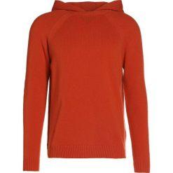 Swetry męskie: Falke Sweter orange
