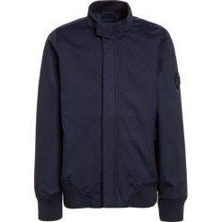 Teddy Smith BITHOR  Kurtka Bomber navy. Brązowe kurtki chłopięce marki Teddy Smith, z materiału. Za 299,00 zł.