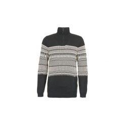 Swetry Oxbow  ROMONT. Czarne swetry klasyczne męskie Oxbow, m. Za 279,20 zł.