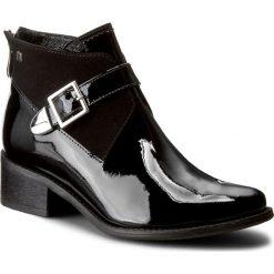 Buty zimowe damskie: Botki MACCIONI - 141 Czarny
