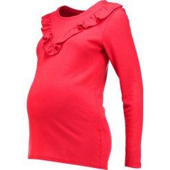 Bluzki asymetryczne: Envie de Fraise VICTORINE  Bluzka z długim rękawem red
