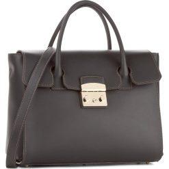 Torebka FURLA - Metropolis 912648 B BGZ8 VFO Onyx. Czarne torebki klasyczne damskie marki Furla, ze skóry, duże. W wyprzedaży za 1109,00 zł.