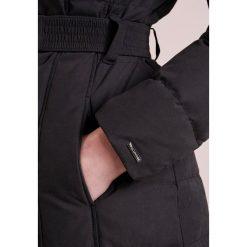 Płaszcze damskie pastelowe: BOSS Orange ODAISA Płaszcz puchowy black