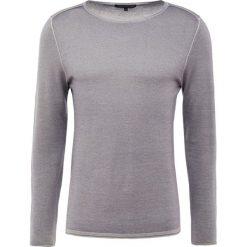 DRYKORN RIK Sweter grey. Niebieskie swetry klasyczne męskie marki DRYKORN, m, z dekoltem karo. Za 549,00 zł.