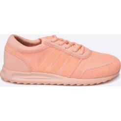 Adidas Originals - Buty Los Angeles. Różowe buty sportowe damskie adidas Originals, z materiału. W wyprzedaży za 159,90 zł.
